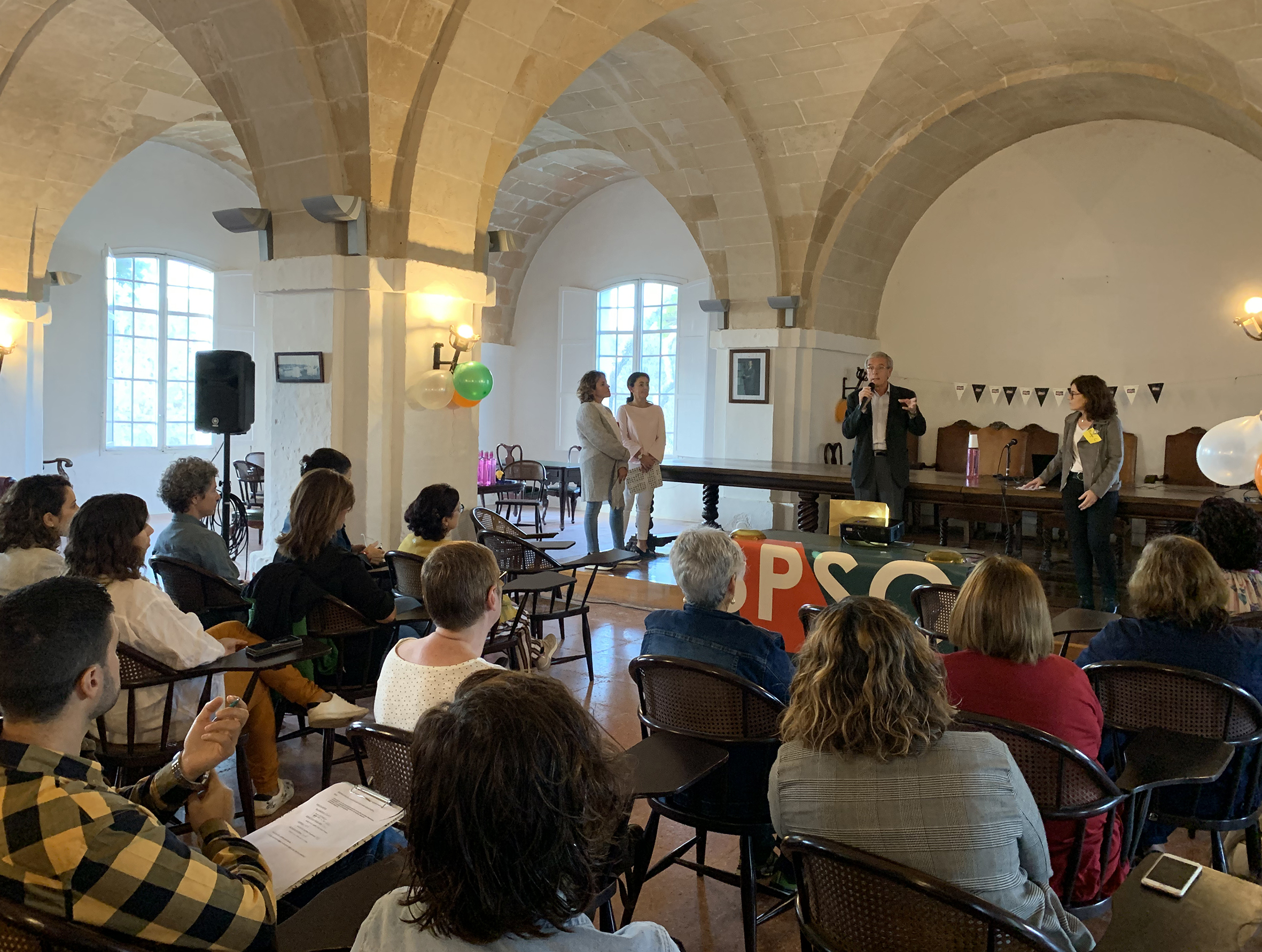 III Jornada dels equips BPSO Menorca